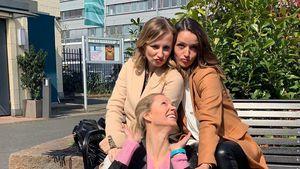 Schwanger-Endspurt: AWZ-Ania Niedieck geht in die Baby-Pause
