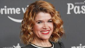 Haare kurz und rot: Das ist wirklich TV-Star Anke Engelke!