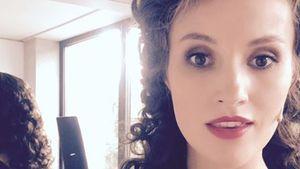 Anna Hofbauer: Hilft ihr die Arbeit gegen Liebeskummer?