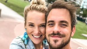 Nach Funkstille: Anna Hofbauer und Marc sind endlich Eltern