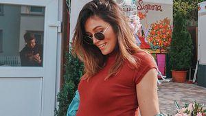 14 Schwanger-Kilo: Anna Maria Damm gibt neues Baby-Update