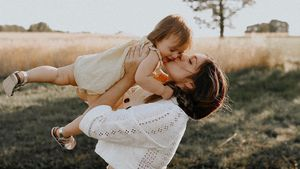 Anna Maria Damms Tochter (1) soll früh in den Kindergarten