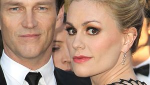 Anna Paquin & Stephen Moyer verraten Baby-Namen