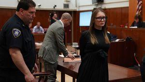 Nach Haft: Fake-Millionärin Anna Sorokin wieder in Freiheit!
