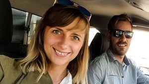 In Namibia: Anna & Bauer Gerald feiern ersten Hochzeitstag!