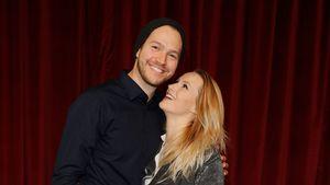 """Anna und Marvin bei der """"Sing""""-Premiere in Köln"""