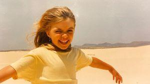 Erkannt? Diese kleine Dame ist heute ein echter GZSZ-Star!