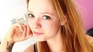 """""""Dialog lernen"""": Wird Anne Wünsche jetzt Schauspielerin?"""