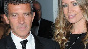 Antonio Banderas und Nicole Kempel