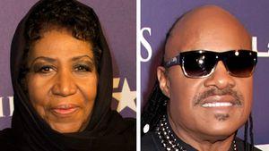 Todkranke Aretha Franklin: Stevie Wonder nimmt Abschied!