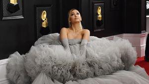 Ariana Grande bezaubert bei den Grammys im Cinderella-Kleid