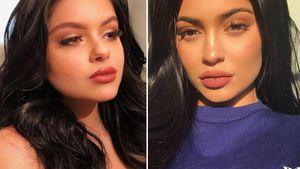 "Zwillingsalarm? ""Modern Family""-Ariel im Kylie-Jenner-Look"
