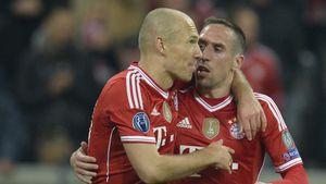 Zweiter Bayern-Schock: Geht jetzt auch noch Franck Ribéry?