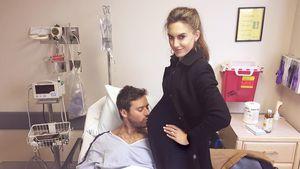 Armie Hammer und seine Ehefrau Elizabeth im Krankenhaus