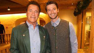Schwarzeneggers Sohn: So viel Österreich steckt im Hottie