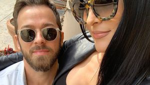 Bauch-Streichelei: Nikki Bella und Artem verzücken mit Post