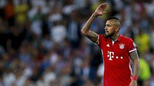 Nächster Fußball-Papa: Bayern-Star Vidal zeigt sein Kind!