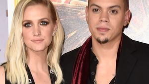 Ashlee Simpson und Evan Ross