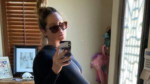 Kurz vor Geburt: Ashley Tisdale hat starke Fußschmerzen!