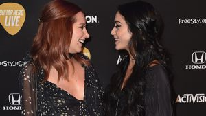 Ashley Tisdale und Vanessa Hudgens bei der Guitar Hero Live Launch Party