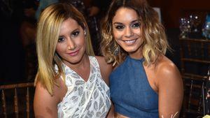 Hat Vanessa Hudgens Ashley Tisdales Tochter kennengelernt?