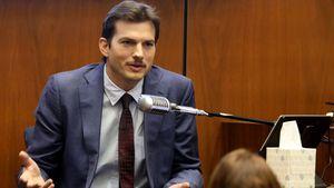 Ashton Kutcher hat im Mordprozess um seine Ex ausgesagt