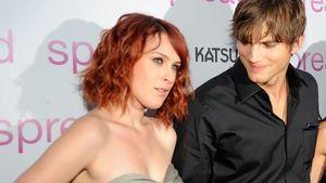 Rumer Willis: Verknallt in Stiefvater Ashton Kutcher!