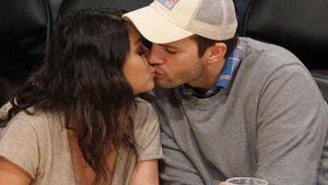 Mila Kunis und Ashton Kutcher
