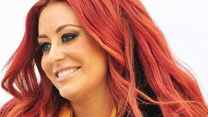 Aubrey O' Day hat jetzt auch rote Haare