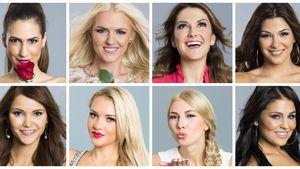 Auswahl der Bachelor-Girls 2017