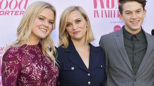 Reese Witherspoon: Seltener Red-Carpet-Auftritt mit Kindern!