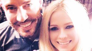 TV-Tränen getrocknet! Avril Lavigne strahlt wieder