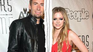 Liebes-Aus: Avril Lavigne & Chad Kroeger sind getrennt!