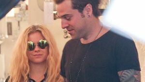 Avril Lavigne und Ryan Cabrera in L.A.