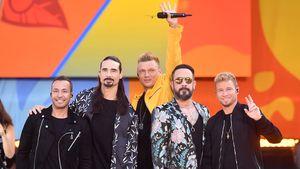 Live Gig: Die Backstreet Boys feiern ihr Comeback!