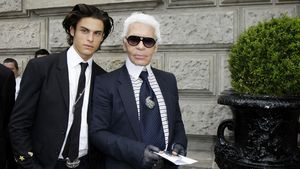 Sex mit Karl Lagerfeld? Baptiste Giabiconi redet Klartext