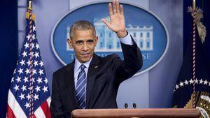 Barack Obama im Weißen Haus