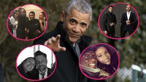 Barack Obama wird als 44. Präsident der Vereinigten Staaten verabschiedet