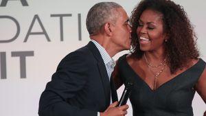 Michelle Obama verrät: Darum hat sie sich in Barack verliebt