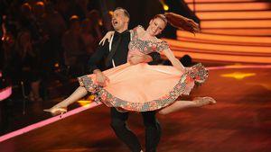 """Punkte-Sprung bei """"Let's Dance"""": Barbara & Sergiu räumen ab!"""