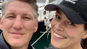 Erster Lauf 2019: Ana Ivanovic und Basti sportlich unterwegs