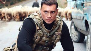 Bela Klentzes Arbeit an neuem Actionfilm erforderte Mut!