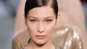 Bella Hadid als Model für Carolina Herrera