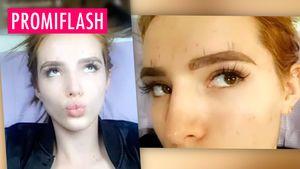 Bella Thorne Augenbrauen