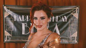 Oh, là, là! So sexy feiert Bella Thorne ihren 24. Geburtstag