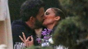 Keine Zweifel mehr: Hier knutschen J.Lo und Ben Affleck!