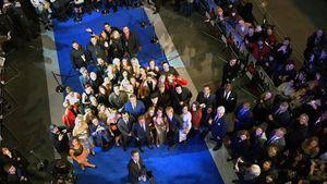 Justin Theroux, Ben Stiller, Penelope Cruz, Owen Wilson und Kristen Wiig