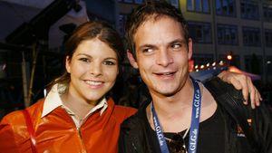 Ben Tewaag mit seiner Schwester Julia in München