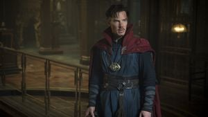 "Benedict Cumberbatch in ""Doctor Strange"""