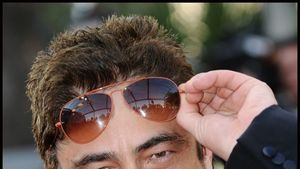 Benicio del Toro ist der erste Campari-Mann